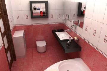 2. Ремонт ванной комнаты