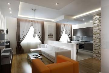 3. Дизайн квартир