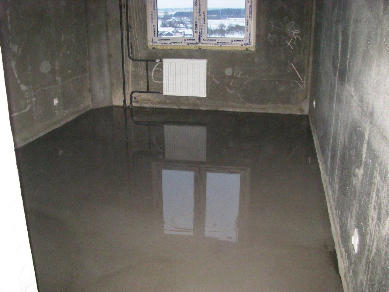 Сколько стоит наливной пол киров плёнка паро гидроизоляция